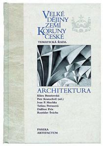 Obrázok Velké dějiny zemí Koruny české Architektura