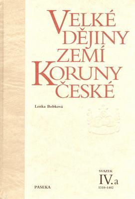 Obrázok Velké dějiny zemí Koruny české IV.a