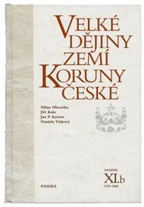 Obrázok Velké dějiny zemí Koruny české svazek XI.b