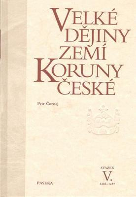 Obrázok Velké dějiny zemí Koruny české V.