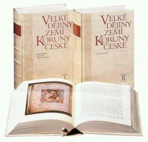 Obrázok Velké dějiny zemí Koruny české VI.