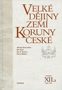 Obrázok Velké dějiny zemí Koruny české XII.a