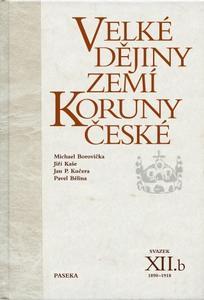 Obrázok Velké dějiny zemí Koruny české XII.b