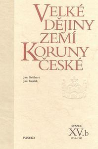 Obrázok Velké dějiny zemí Koruny české XV.b