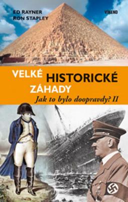 Obrázok Velké historické záhady