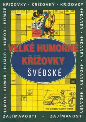 Obrázok Velké humorné křížovky švédské