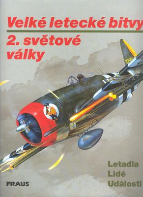 Obrázok Velké letecké bitvy 2.světové války