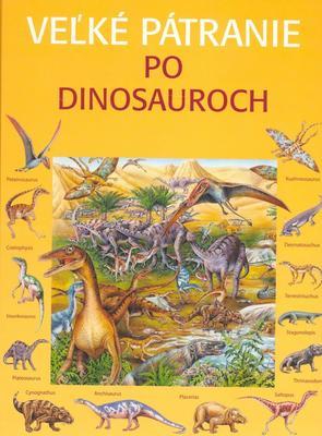 Obrázok Veľké pátranie po dinosauroch