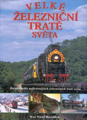 Obrázok Velké železniční tratě světa