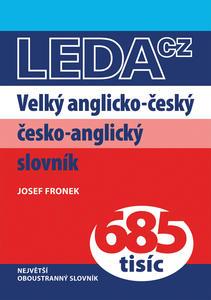 Obrázok Velký anglicko-český a česko-anglický slovník