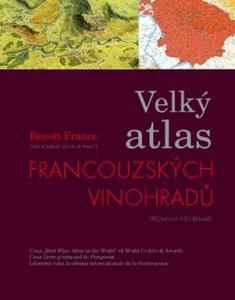 Obrázok Velký atlas francouzských vinohradů