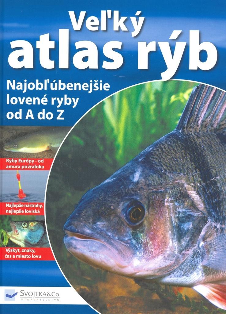 Veľký atlas rýb - Andreas Janitzki