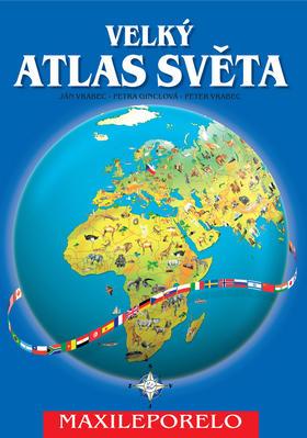Obrázok Velký atlas světa