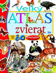 Obrázok Veľký atlas zvierat
