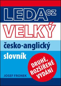 Obrázok Velký česko-anglický slovník