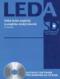 Obrázok Velký česko-anglický slovník (a anglicko-český slovník)