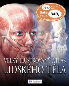 Obrázok Velký ilustrovaný atlas lidského těla