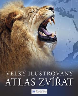Obrázok Velký ilustrovaný Atlas zvířat