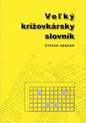 Obrázok Veľký krížovkársky slovník