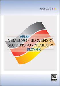 Obrázok Veľký nemecko-slovenský a slovensko-nemecký slovník