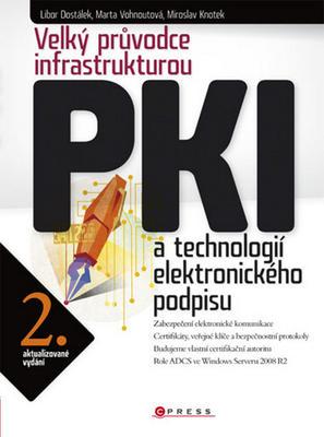 Obrázok Velký průvodce infrastrukturou PKI
