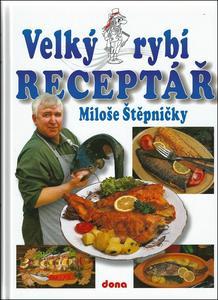 Obrázok Velký rybí receptář