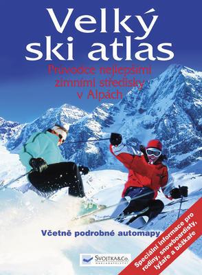 Obrázok Velký ski atlas