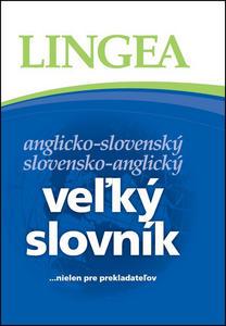 Obrázok Veľký slovník anglicko-slovenský slovensko-anglický