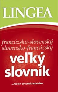 Obrázok Veľký slovník francúzsko-slovenský slovensko-francúzsky