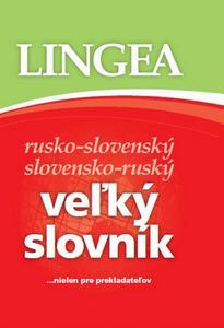 Obrázok Veľký slovník rusko-slovenský slovensko-ruský