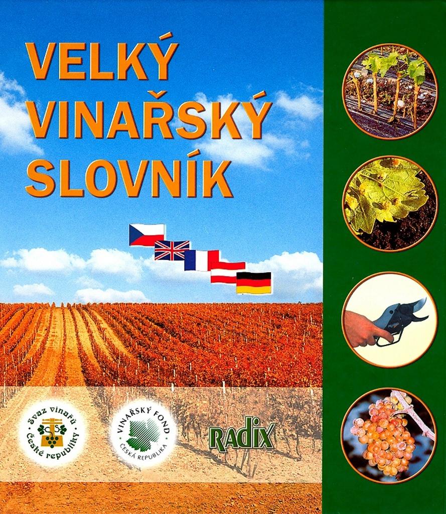 Velký vinařský slovník - Jiří Sedlo