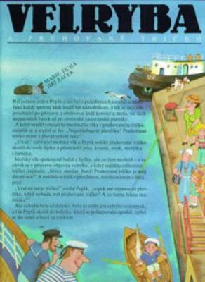 Obrázok Velryba a pruhované tričko
