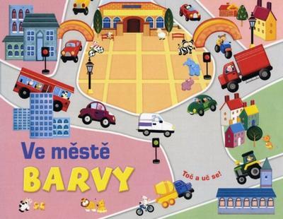 Obrázok Ve městě Barvy