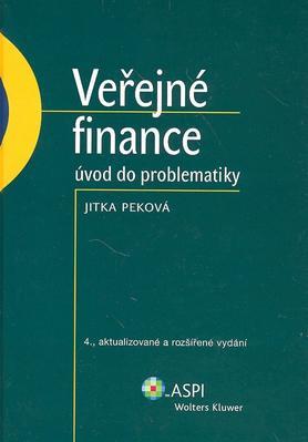 Obrázok Veřejné finance