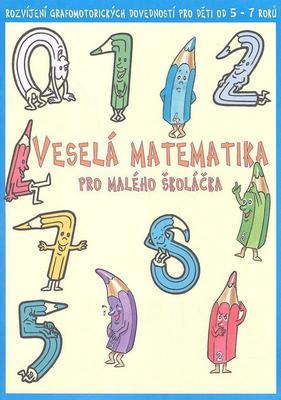 Obrázok Veselá matematika pro malého školáčka