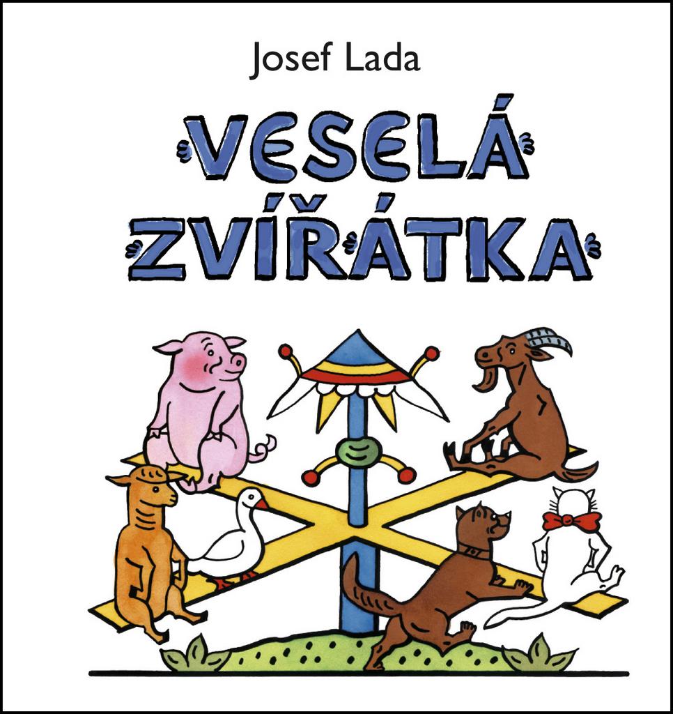 Veselá zvířátka - Josef Lada