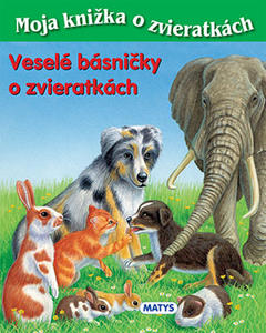 Obrázok Veselé básničky o zvieratkách