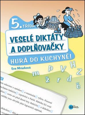 Obrázok Veselé diktáty a doplňovačky 5. třída