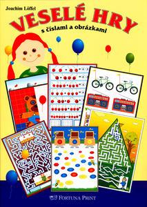 Obrázok Veselé hry s číslami a obrázkami