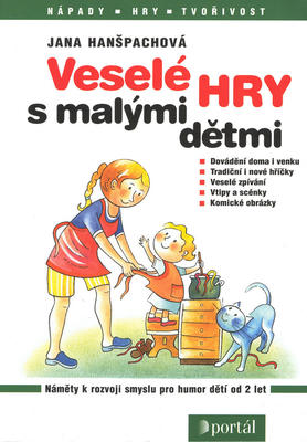 Obrázok Veselé hry s malými dětmi