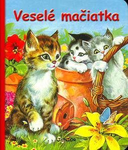Obrázok Veselé mačiatka