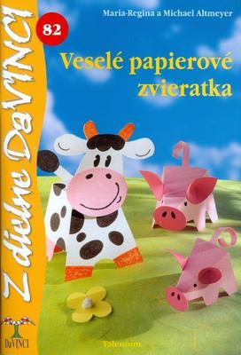 Obrázok Veselé papierové zvieratká