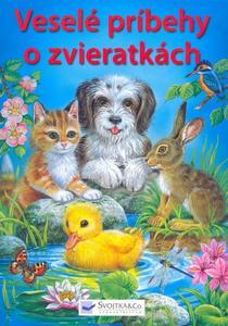 Obrázok Veselé príbehy o zvieratkách