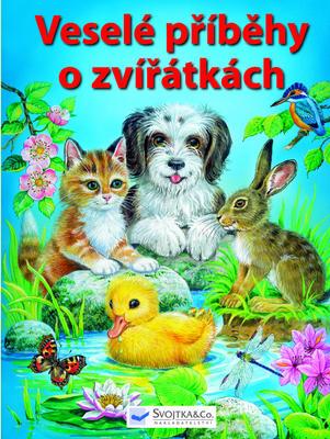 Obrázok Veselé příběhy o zvířátkách