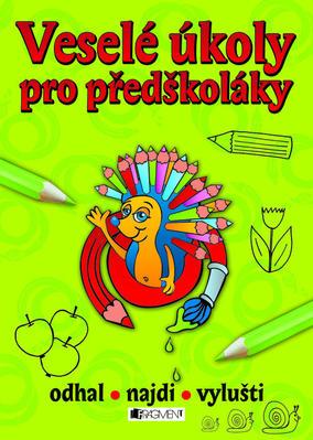 Obrázok Veselé úkoly pro předškoláky