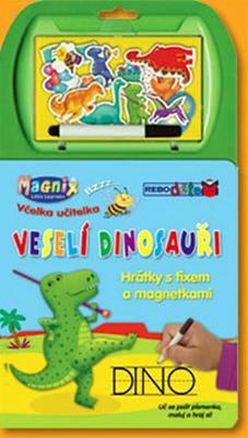 Obrázok Veselí dinosauři