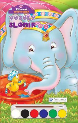 Obrázok Veselý sloník