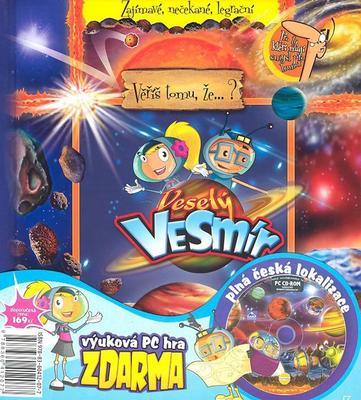 Obrázok Veselý vesmír + CD ROM