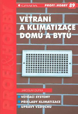 Obrázok Větrání a klimatizace domů a bytů