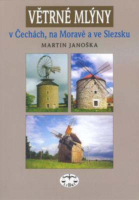 Obrázok Větrné mlýny v Čechách, na Moravě a ve Slezsku